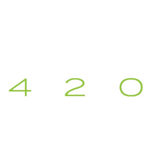 Fraser 420 reverse logo